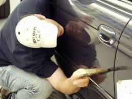 Paintless Dent Repair in Orange County