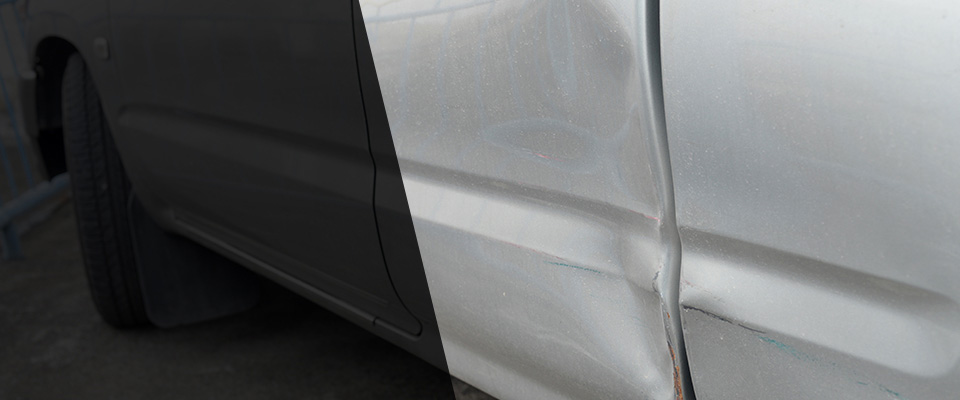 Mobile Paintless Dent Repair